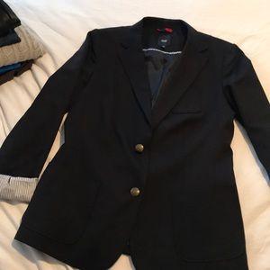Gap very dark navy blazer